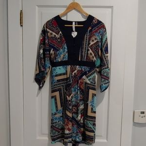 NWT JM Collection Dress XS